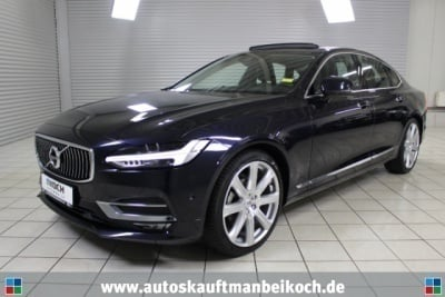 verkauft volvo s90 d4 inscription auto gebraucht 2016 km in ahrensfelde. Black Bedroom Furniture Sets. Home Design Ideas