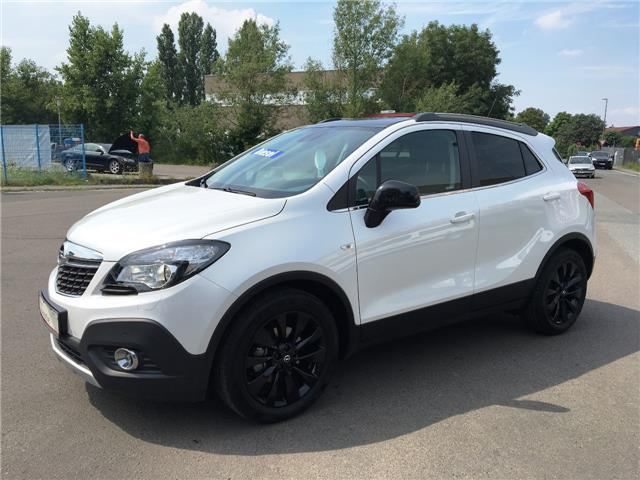 verkauft opel mokka 1 6 cdti automatik gebraucht 2016 km in raunheim. Black Bedroom Furniture Sets. Home Design Ideas