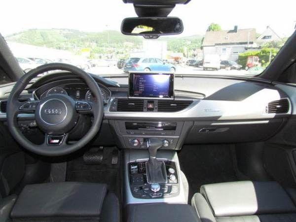 verkauft audi a6 avant quattro s troni gebraucht 2012 km in hamm. Black Bedroom Furniture Sets. Home Design Ideas