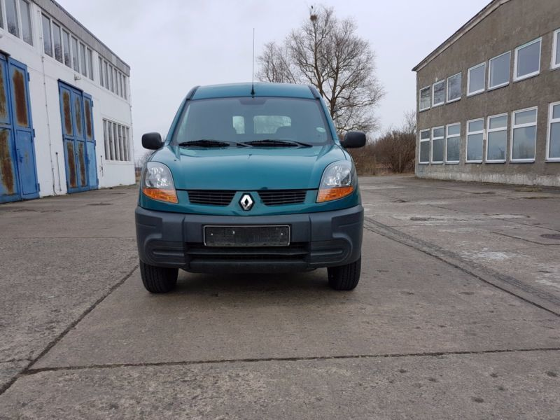 verkauft renault kangoo 4x4 1 9 dci kl gebraucht 2004 km in teltow. Black Bedroom Furniture Sets. Home Design Ideas