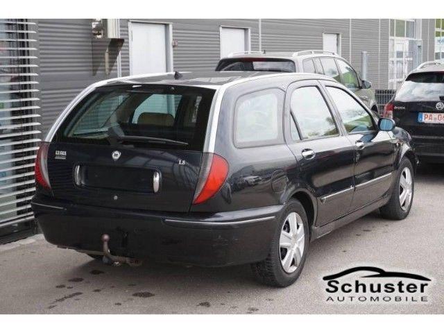 verkauft lancia lybra station wagon 1.., gebraucht 2001, 236.940 km