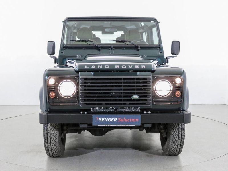 defender gebrauchte land rover defender kaufen 698 g nstige autos zum verkauf. Black Bedroom Furniture Sets. Home Design Ideas
