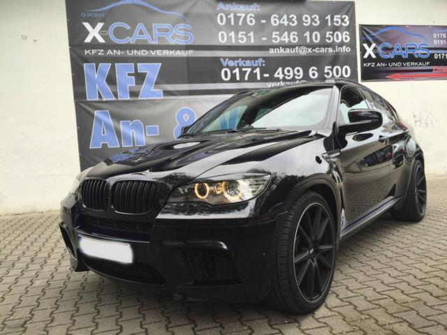 verkauft bmw x6 m gebraucht 2011 km in waldkraiburg. Black Bedroom Furniture Sets. Home Design Ideas