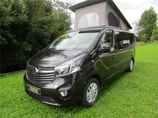 verkauft opel vivaro 1 6 biturbo cdti gebraucht 2016 km in augsburg. Black Bedroom Furniture Sets. Home Design Ideas