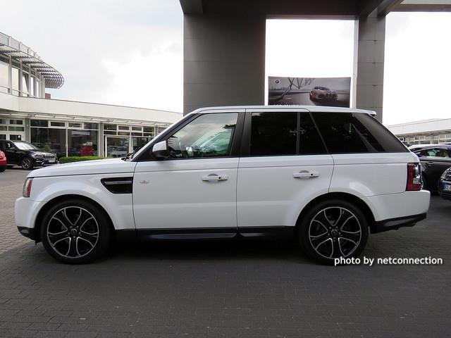 verkauft land rover range rover sport gebraucht 2013 km in werne. Black Bedroom Furniture Sets. Home Design Ideas