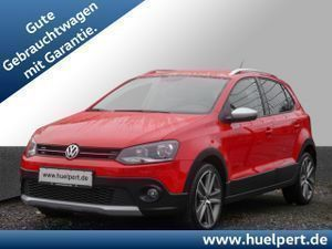 gebraucht VW Polo Cross 1.2 Sitzhzg. GRA Alu 17