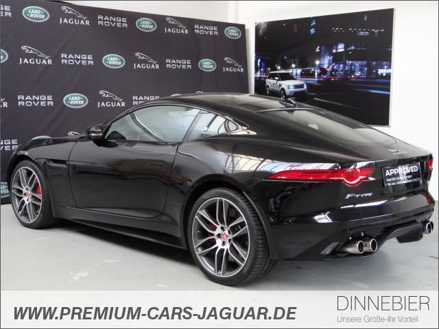 verkauft jaguar f type r coup gebraucht 2015 km in berlin. Black Bedroom Furniture Sets. Home Design Ideas