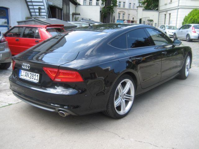verkauft audi a7 sportback 3 0 tdi qua gebraucht 2012 km in leipzig. Black Bedroom Furniture Sets. Home Design Ideas
