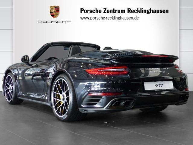 verkauft porsche 911 turbo s cabriolet gebraucht 2016 km in recklinghausen. Black Bedroom Furniture Sets. Home Design Ideas