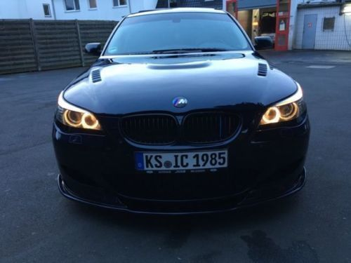 verkauft bmw 530 d m paket gebraucht 2007 km in. Black Bedroom Furniture Sets. Home Design Ideas