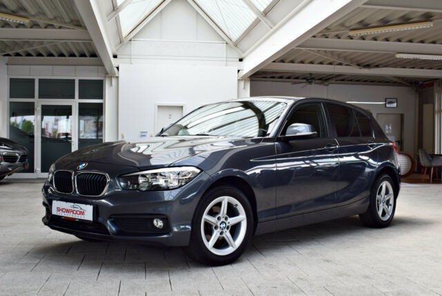gebraucht 2016 bmw 118 1 6 benzin 136 ps 68753 wagh usel autouncle. Black Bedroom Furniture Sets. Home Design Ideas