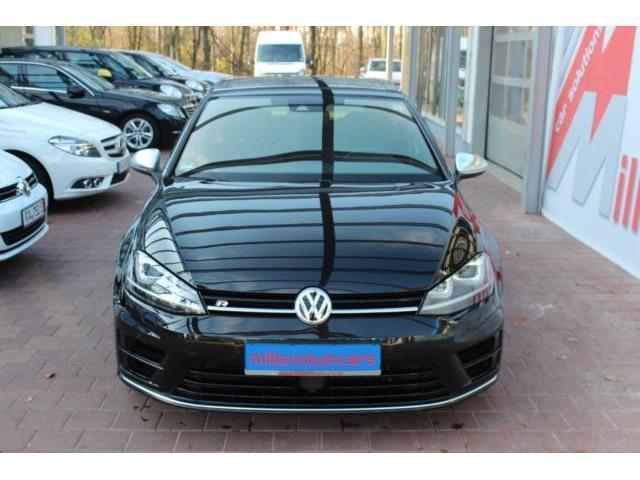 verkauft vw golf vii r 2 0 tsi dsg gebraucht 2015 km in rastatt. Black Bedroom Furniture Sets. Home Design Ideas