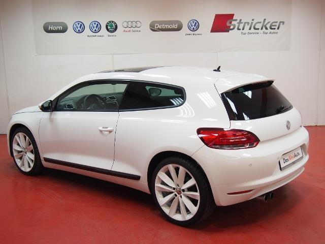 verkauft vw scirocco life 2 0 tsi 367 gebraucht 2013 km in horn bad meinberg. Black Bedroom Furniture Sets. Home Design Ideas