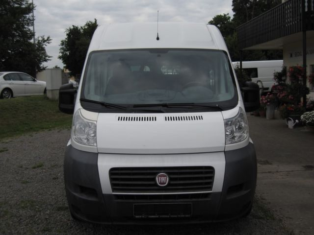verkauft fiat ducato l4h2 6 sitzer gebraucht 2009. Black Bedroom Furniture Sets. Home Design Ideas