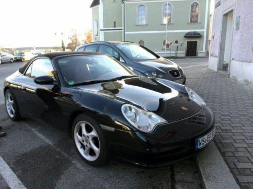 verkauft porsche 996 cabrio mit tiptro gebraucht 2002 km in edling. Black Bedroom Furniture Sets. Home Design Ideas