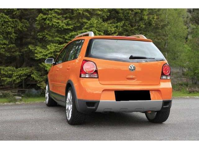 gebraucht 1 9 tdi vw polo cross 2006 km in berlin. Black Bedroom Furniture Sets. Home Design Ideas