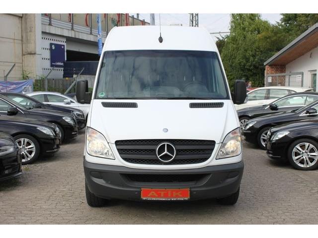 verkauft mercedes sprinter 316 cdi hoc gebraucht 2009 km in hannover. Black Bedroom Furniture Sets. Home Design Ideas