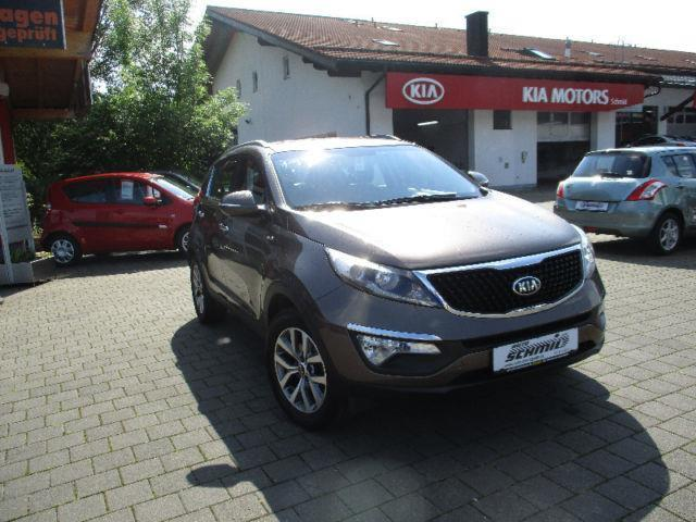verkauft kia sportage 2 0 gdi 2wd visi gebraucht 2014 km in erkelenz. Black Bedroom Furniture Sets. Home Design Ideas