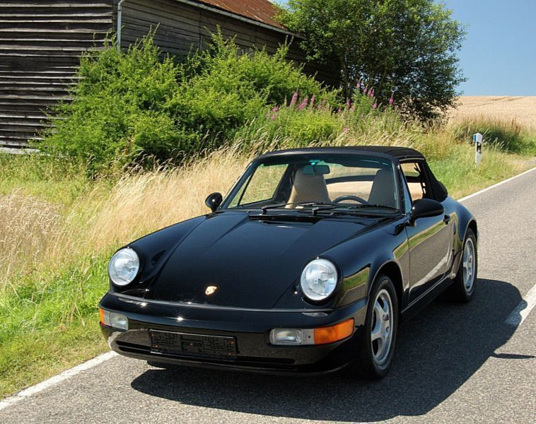 gebraucht wtl c2 america roadster porsche 964 1992 km in braunschweig. Black Bedroom Furniture Sets. Home Design Ideas
