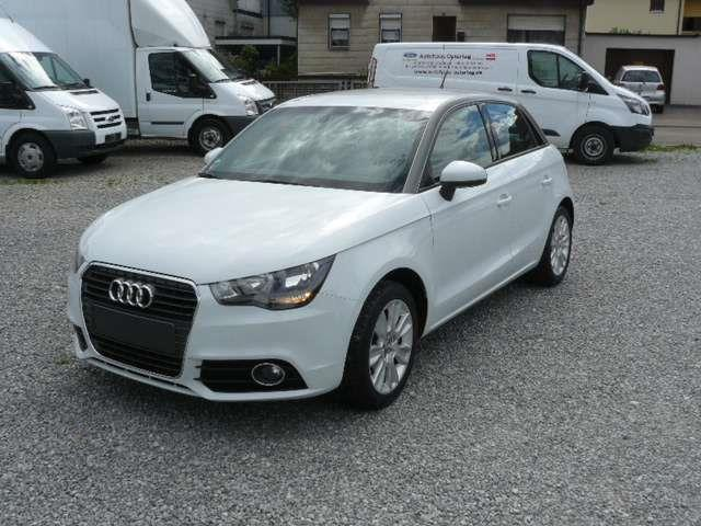 verkauft audi a1 sportback 1 2 tfsi am gebraucht 2013 km in gross gerau. Black Bedroom Furniture Sets. Home Design Ideas