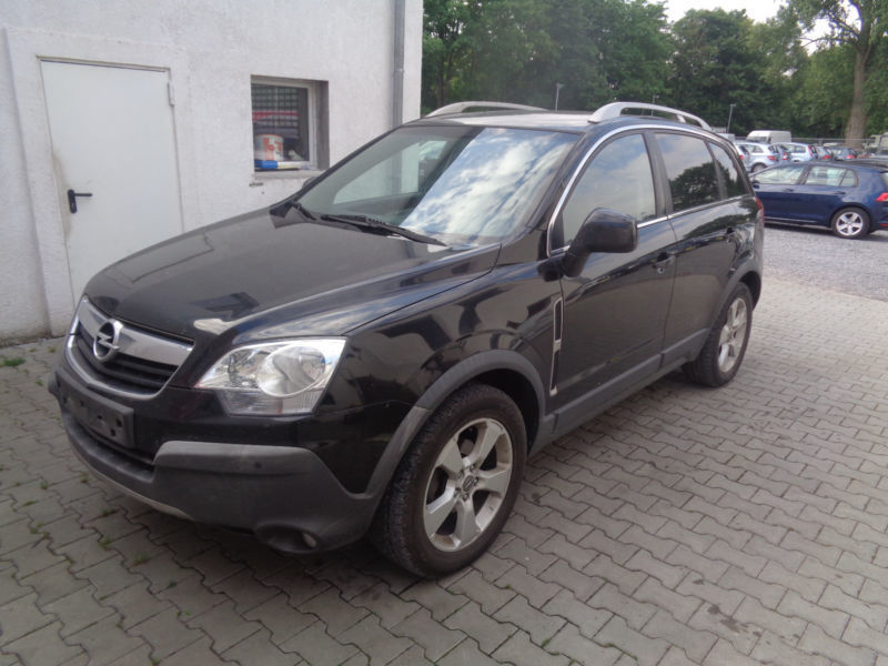 verkauft opel antara edition 4x4 gebraucht 2008 km in alsdorf. Black Bedroom Furniture Sets. Home Design Ideas