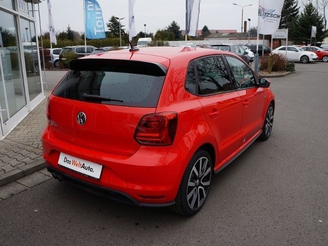 verkauft vw polo gti 1 8 tsi sport sel gebraucht 2016 km in kamenz. Black Bedroom Furniture Sets. Home Design Ideas