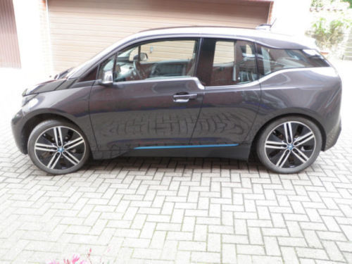 verkauft bmw i3 schnell laden shz w gebraucht 2014 km in l hne. Black Bedroom Furniture Sets. Home Design Ideas