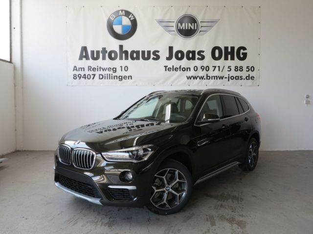 verkauft bmw x1 xdrive20d xline gebraucht 2016 km. Black Bedroom Furniture Sets. Home Design Ideas