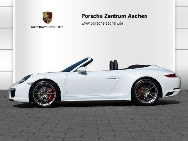 verkauft porsche 991 911 4s cabrio ver gebraucht 2016 km in aachen. Black Bedroom Furniture Sets. Home Design Ideas