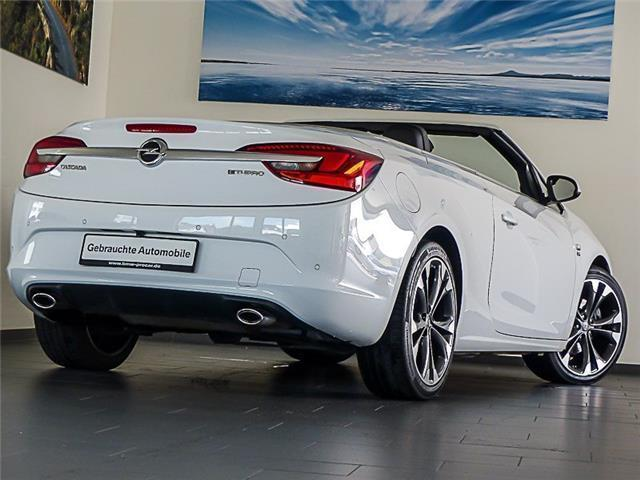 verkauft opel cascada 2 0 biturbo cdti gebraucht 2015 km in wuppertal. Black Bedroom Furniture Sets. Home Design Ideas