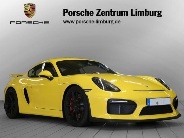 verkauft porsche cayman gt4 3 8 pcm pa gebraucht 2015 km in diez. Black Bedroom Furniture Sets. Home Design Ideas