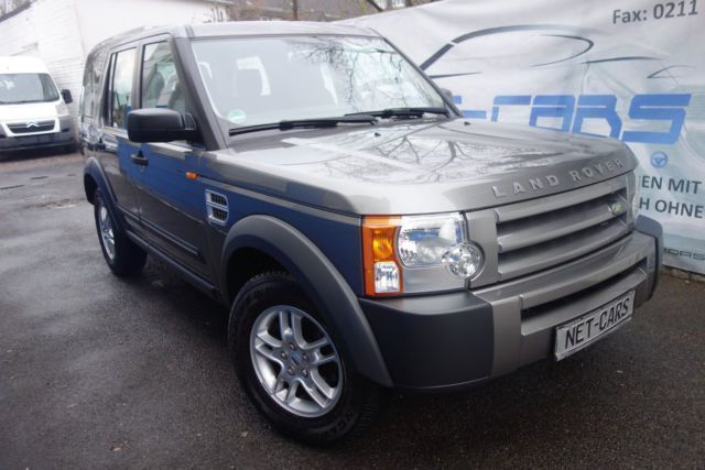 verkauft land rover discovery 3 td v6 gebraucht 2009 km in d sseldorf. Black Bedroom Furniture Sets. Home Design Ideas