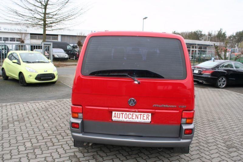 verkauft vw t4 bus multivan klimatroni gebraucht 1998 km in braunschweig. Black Bedroom Furniture Sets. Home Design Ideas