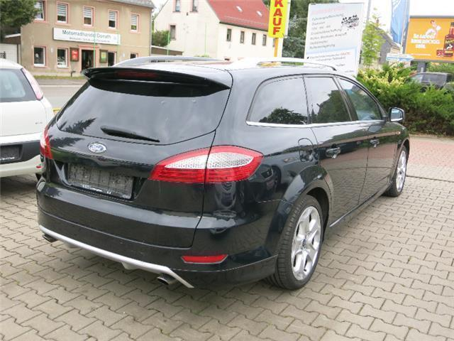 verkauft ford mondeo turnier titanium gebraucht 2008 km in chemnitz. Black Bedroom Furniture Sets. Home Design Ideas