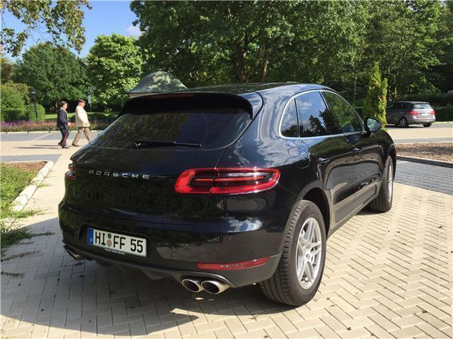verkauft porsche macan gebraucht 2015 km in bad salzdetfurth. Black Bedroom Furniture Sets. Home Design Ideas