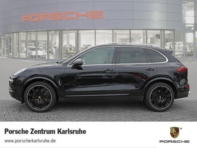 verkauft porsche cayenne im kundenauft gebraucht 2015. Black Bedroom Furniture Sets. Home Design Ideas