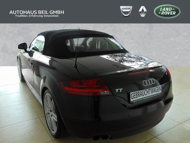 verkauft audi tt roadster 2 0 tfsi s t gebraucht 2007 km in seevetal bei hamburg. Black Bedroom Furniture Sets. Home Design Ideas