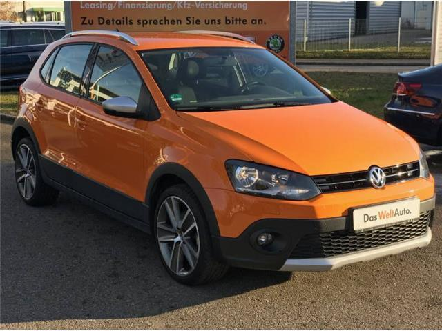 verkauft vw polo cross polo crosspolo gebraucht 2014 km in traunreut. Black Bedroom Furniture Sets. Home Design Ideas