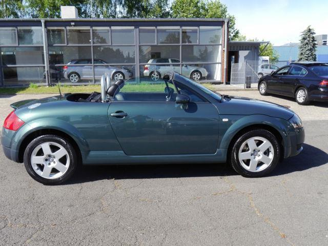 verkauft audi tt roadster 1 8 t cabrio gebraucht 2001 km in braunschweig. Black Bedroom Furniture Sets. Home Design Ideas