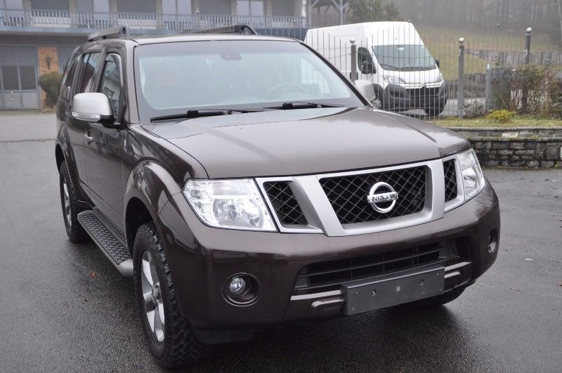 verkauft nissan pathfinder 2 5 dci 7 s gebraucht 2012 km in hoyerswerda. Black Bedroom Furniture Sets. Home Design Ideas