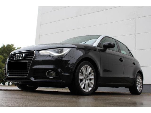 verkauft audi a1 sportback automatik x gebraucht 2012. Black Bedroom Furniture Sets. Home Design Ideas