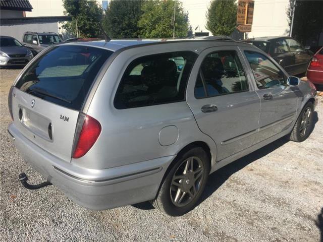 verkauft lancia lybra station wagon 2.., gebraucht 2004, 202.587 km
