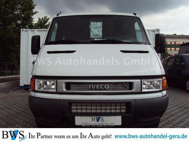 verkauft iveco daily wohnmobil schlafb gebraucht 2000 km in gera. Black Bedroom Furniture Sets. Home Design Ideas