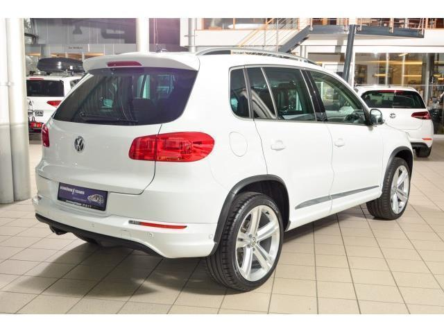 gebraucht 2 0 tdi life 4motion navi panorama vw tiguan 2014 km in f rth. Black Bedroom Furniture Sets. Home Design Ideas