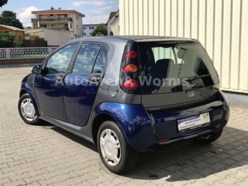 verkauft smart forfour passion 1 3 gebraucht 2006 km in arnum. Black Bedroom Furniture Sets. Home Design Ideas