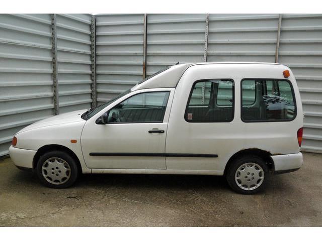 verkauft vw caddy 1 6 lkw zulassung gebraucht 1998 km in leinefelde. Black Bedroom Furniture Sets. Home Design Ideas