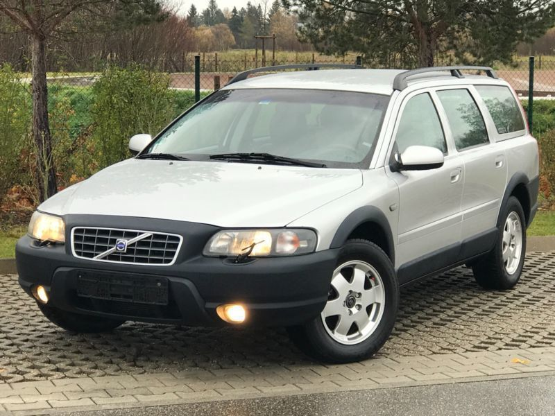 verkauft volvo xc70 awd cross country gebraucht 2001. Black Bedroom Furniture Sets. Home Design Ideas