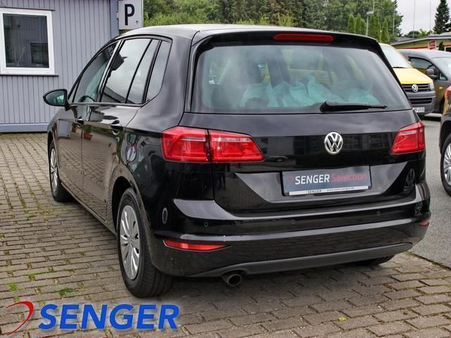 verkauft vw golf sportsvan 1 2 tsi kli gebraucht 2015. Black Bedroom Furniture Sets. Home Design Ideas