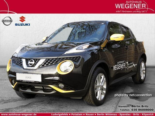 verkauft nissan juke 1 2 dig t acenta gebraucht 2015. Black Bedroom Furniture Sets. Home Design Ideas