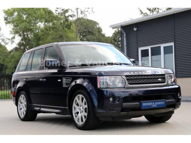 range rover sport gebraucht land rover range rover sport. Black Bedroom Furniture Sets. Home Design Ideas